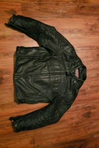 Icon dayton leather jacket Large Vancouver, V6E 1R6
