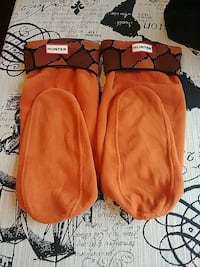 Orange Hunter Tall Boot Socks Surrey, V3S 9S6