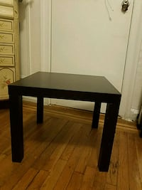 Table - Ikea, black (coffee or side table) New York, 10034