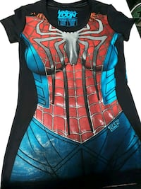 Spandex spider-Man shirt Stockton, 95215