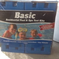 Pool and spa test kits Toronto, M6E 1Y2