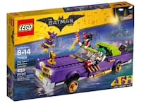 LEGO BATMAN The Joker™ Notorious Lowrider-70906 Markham