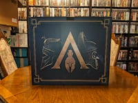 Assassin's Creed Odyssey: Pantheon Collector's Edition - BRAND NEW! WITH GAME! Herndon