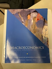 Macroeconomics; Principles, Applications, and Tools Omaha, 68130