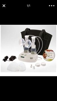 Ameda Purely Yours Express Double Electric Breast Pump Hawthorne, 90250