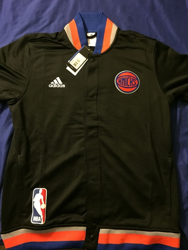 uk availability 801de e2948 Knicks throwback warmup jersey