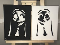 """ SALLY "" Prints - Jacks Girlfriend - Nightmare Before Christmas Edmonton"