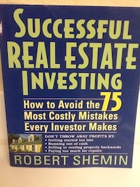 SUCCESSFUL REAL ESTATE INVESTING Book - Houses Homes Business Money Las Vegas, 89119