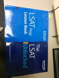 LSAT Lesson Book and Unlocked Prep Book Bundle