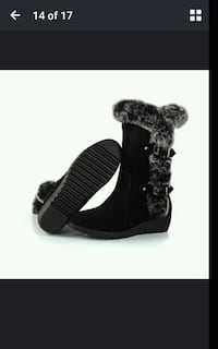 Snow boot  2.5 us size  Calgary, T3K 5G1