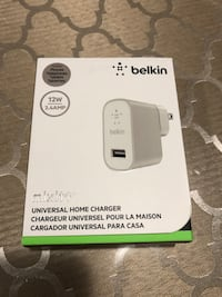 belkin Universal home charger (Brand new) Brantford, N3T 0G7