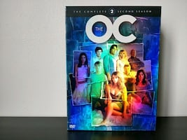 The OC: The Complete Second Season DVD