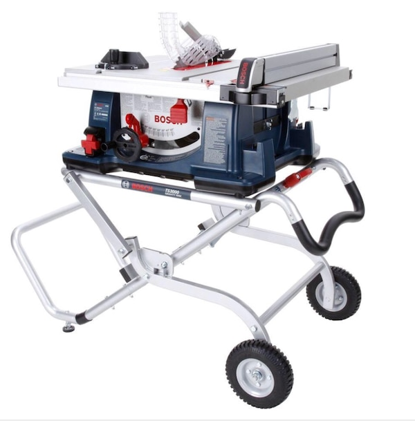 Bosch Ts3000 Worksite Table Saw