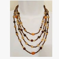 Colorful Fall Colors Necklace Albany, 97322