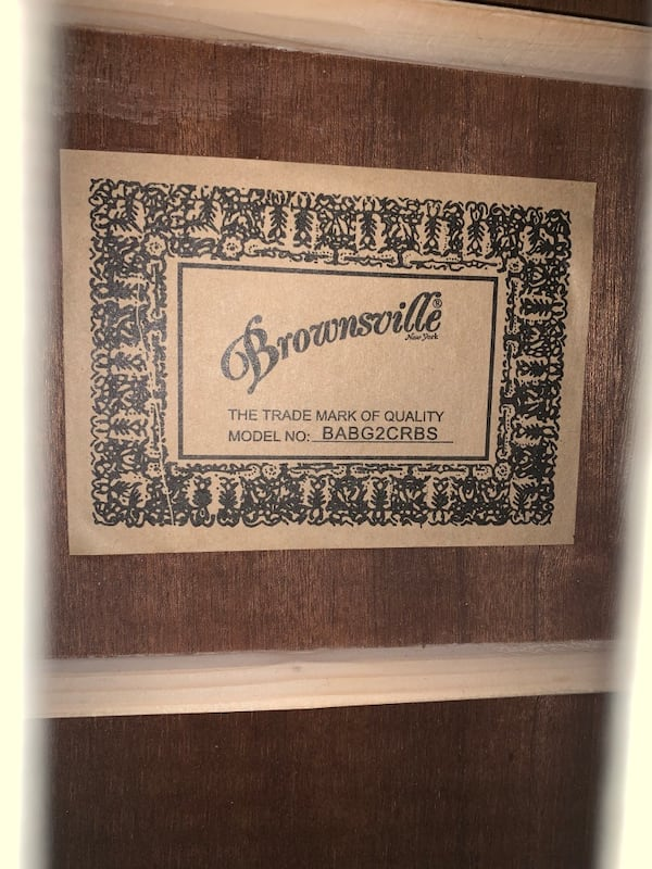Brownsville New York Acoustic Bass 2