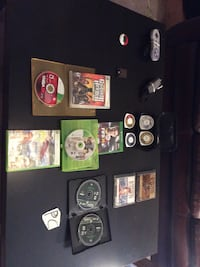 Games psp,Xbox 360, and pc Edmonton, T6L 1E4
