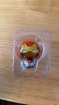 Pint size Iron Man-figur