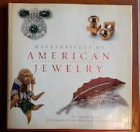 Autographed American Jewelry Book Inwood