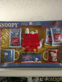 Snoopy cocoa set Coos Bay, 97420