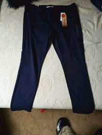 blue jeans sweats (women's size18) brand new 56 km