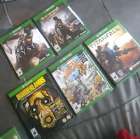NEW XBOX ONE GAME LOT 547 km