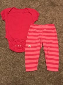 MEC 6 months outfit