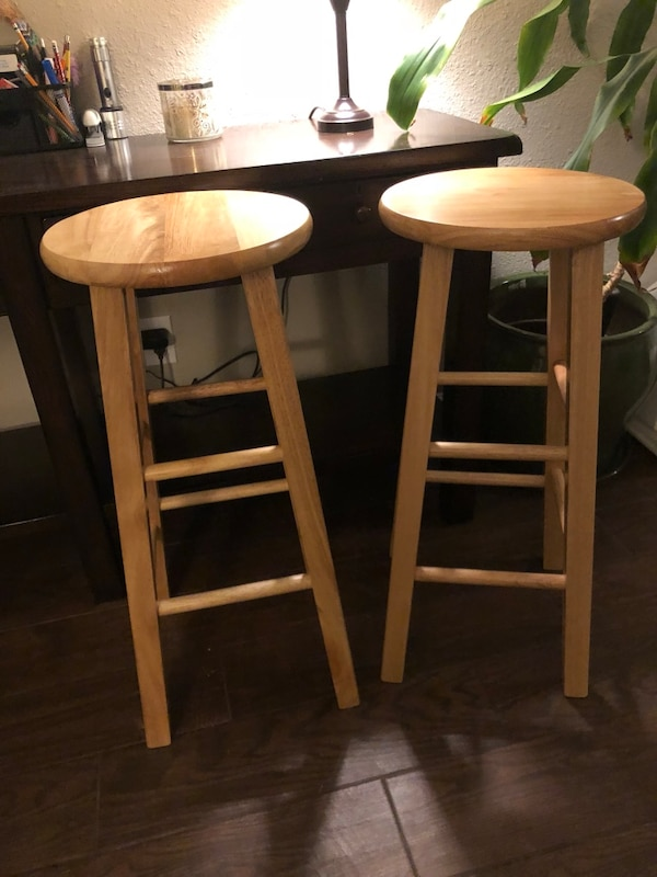 Superb New Set Of Two Winsome Wood Pacey Stool 29 Ibusinesslaw Wood Chair Design Ideas Ibusinesslaworg