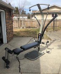 Schwinn Comp (Bowflex) Home Gym $300.00/OBO