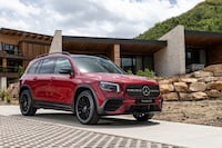 Comfortable 2020 Mercedes-Benz GLB SUV - Lease Special Los Angeles