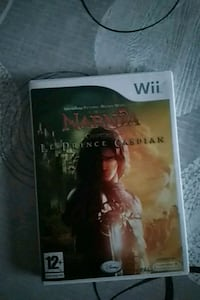 Narnia jeux wii