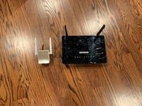 R6220 and EX6120 WiFi router and extender Norfolk, 23505