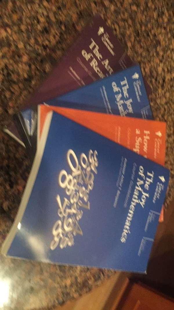 the  great  courses high school math and reading