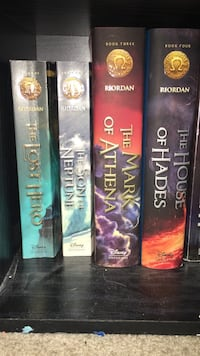 Full hero's of Olympus book set Whitby, L1P 1H1