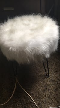 white and gray fur textile West Palm Beach, 33401