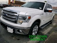 2014 - Ford - F-150 with 2500 of down payment  Houston