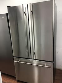 """36"""" JEN-AIR FRENCH DOOR REFRIGERATOR WITH WATER FILTER"""