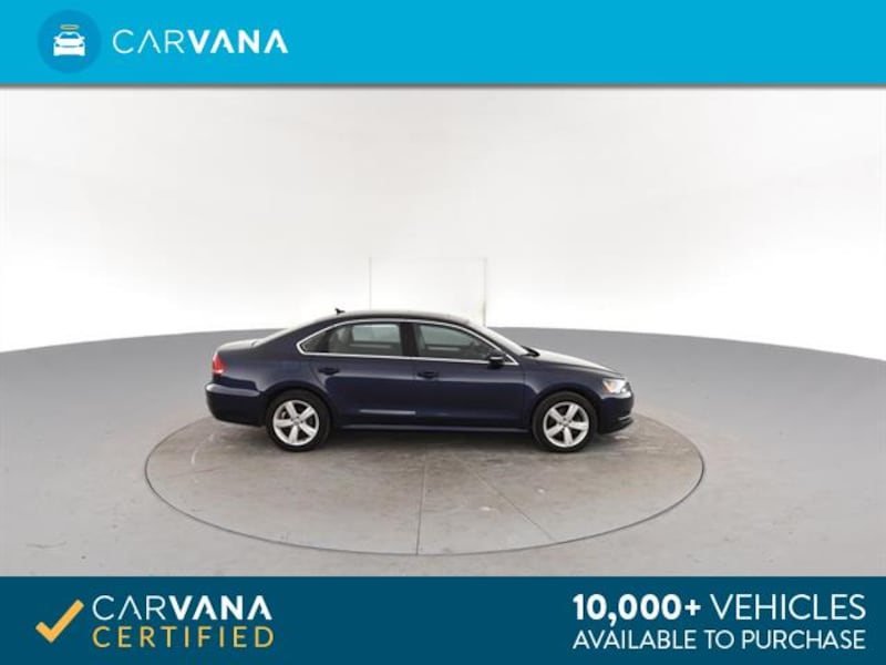 2013 VW Volkswagen Passat sedan TDI SE Sedan 4D Blue <br /> 10