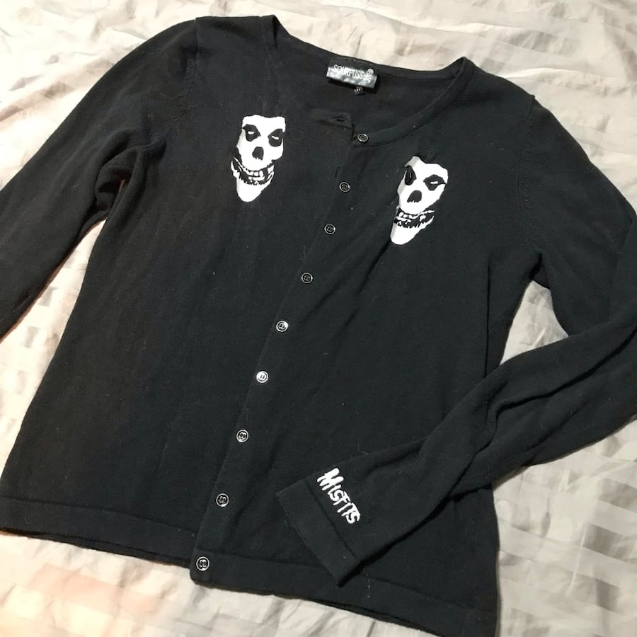 Misfits cardigan sweater