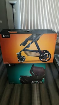 4moms stroller and car seat