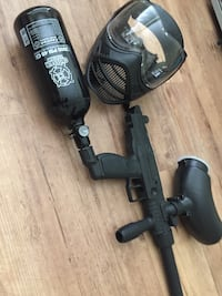 Paintball gun Langley, V2Y 1L5
