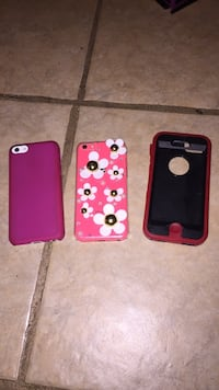 iPhone 5C cases all 3 for $5 Avenal, 93204