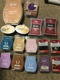JUST REDUCED scented wax