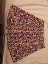 women's multicolored skirt Calgary, T2K 3J4