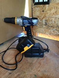 black and yellow cordless power drill Gatineau, J8P 3G9