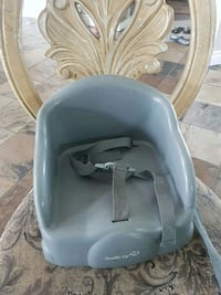 baby's gray and white high chair Edmonton, T5Z 3B2