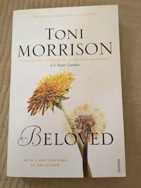 TONI MORRISON Beloved (en inglés) Madrid, 28020