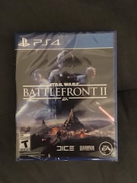Brand new ps4 game.  Star Wars Battlefront 2 Brampton, L6V