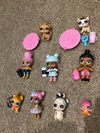LOL Doll Lot