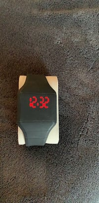 rubber electronic face touch screen Watch Plainsboro, 08536