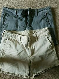 2 pair American eagle shorts size 4 Union City, 16438
